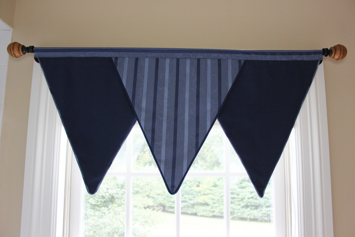 Valance for Boys Room