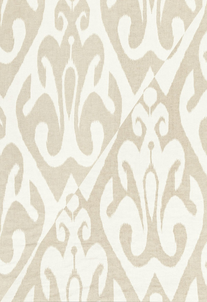 Schumacher Tokat Weave Linen Double Wide and Reversible