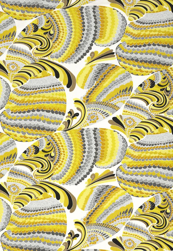 Trina Turk Pisces Print Driftwood