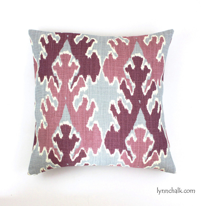 Kelly Wearstler Bengal Bazaar in Magenta (20 X 20)