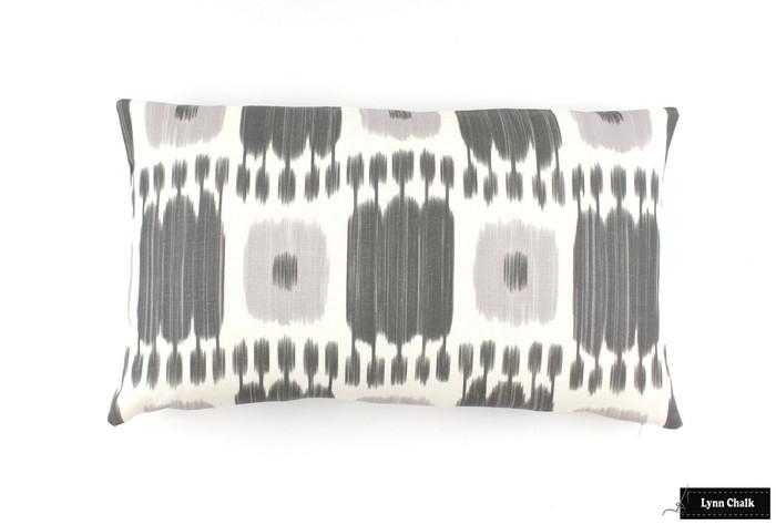 Pillow Kandira Ash 14 X 24