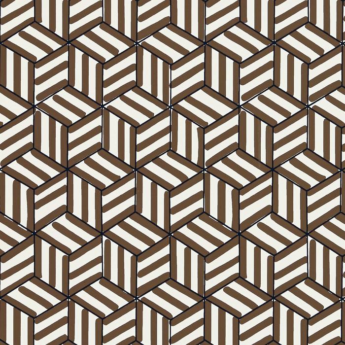 Tumbling Blocks Chocolate 5007963