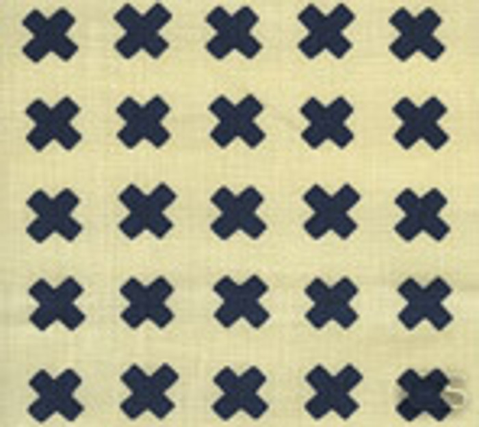 Cross Check Navy on Tint 4130-18