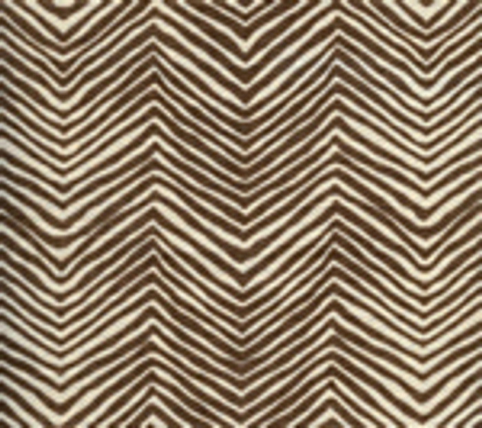 Petite Zig Zag New Brown on Tint AC303-38