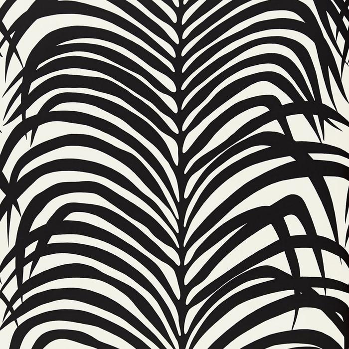 Zebra Palm Ebony 5006932