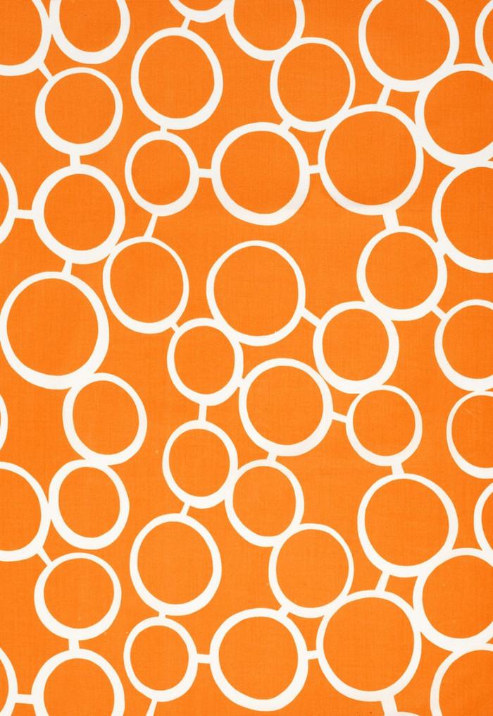 Trina Turk Sunglass Print Orange