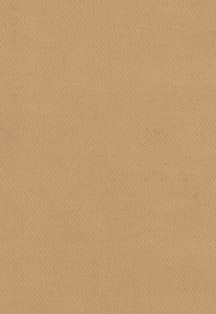 Schumacher Valley Twill Organic Cotton Cafe 62423