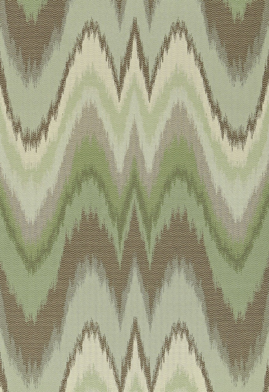 Schumacher Mary McDonald Bargello Aquamarine 67172