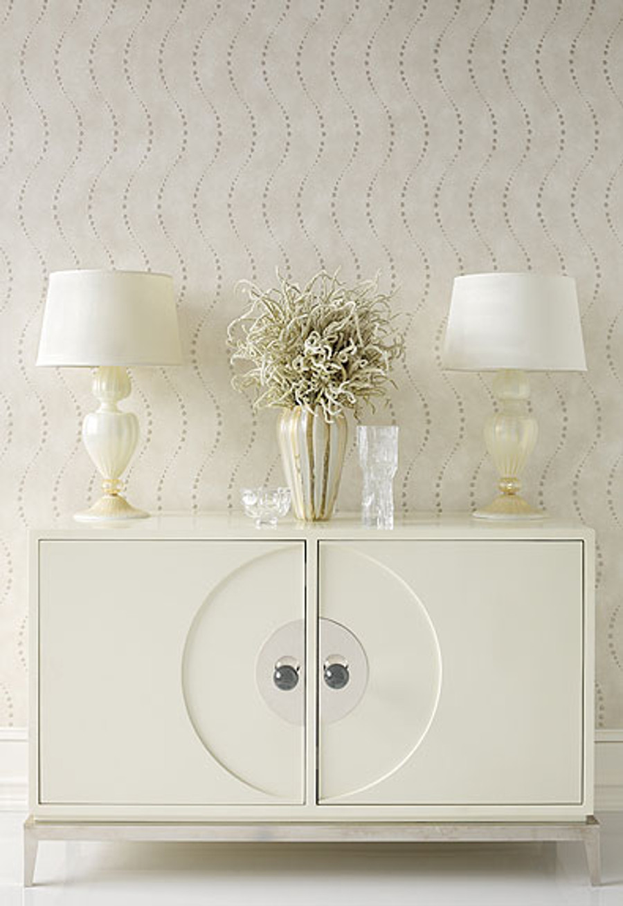 Schumacher Bubbles Wallcovering