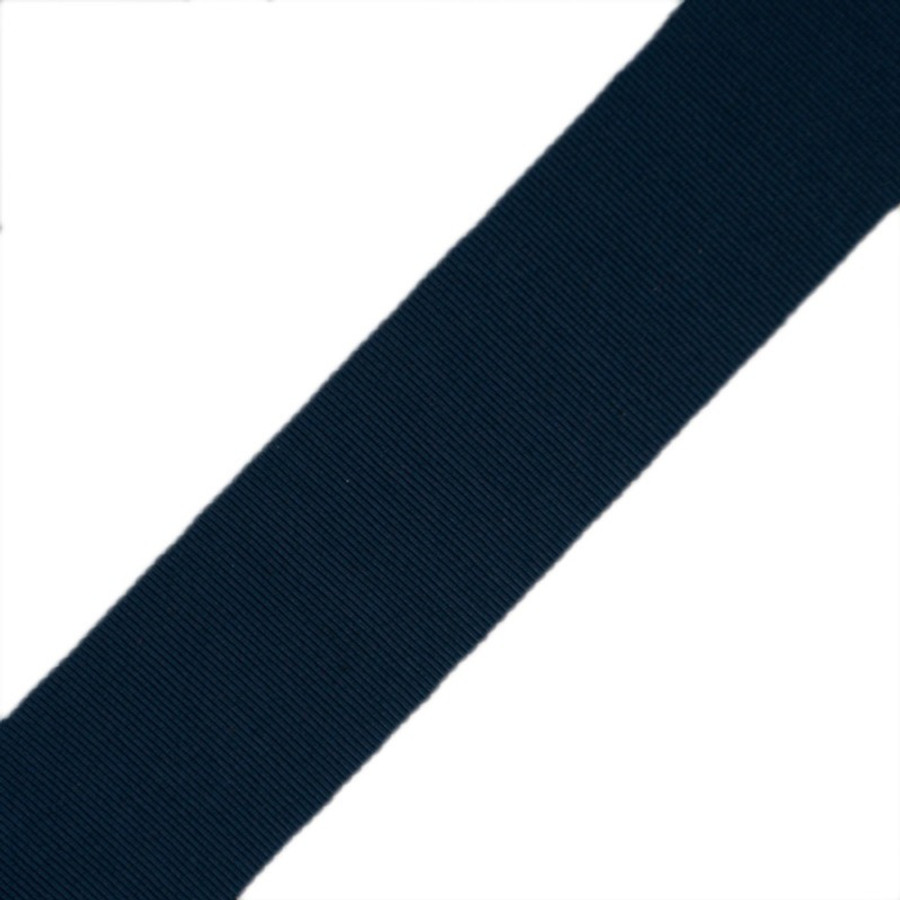 Samuel and Sons Navy 977-44932  1.5 inches Grosgrain Ribbon (comes in 76 colors)