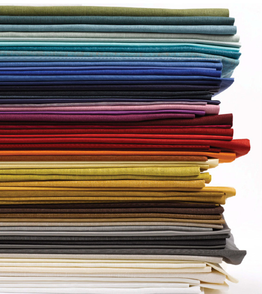 Robert Allen's New Collection of Solids in lots of gorgeous colors.