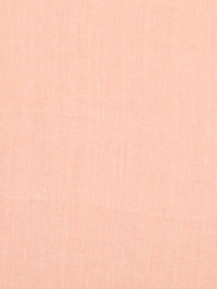 Milan Solid Linen Blush