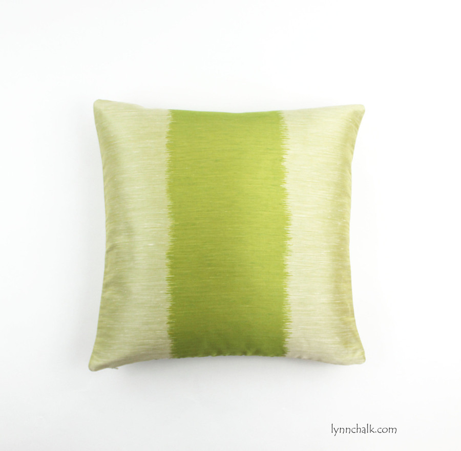 Bagan Pillow 18 X 18 in Absinthe