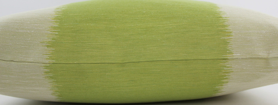 Celerie Kemble Bagan in Peacock (On Both Sides) 14 X 24 Lumbar Pillow
