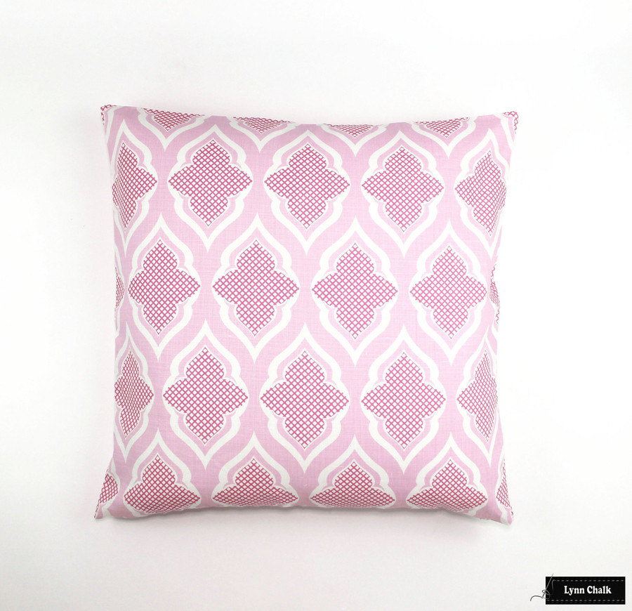 Pillow Venecia Hot Pink 24 X 24
