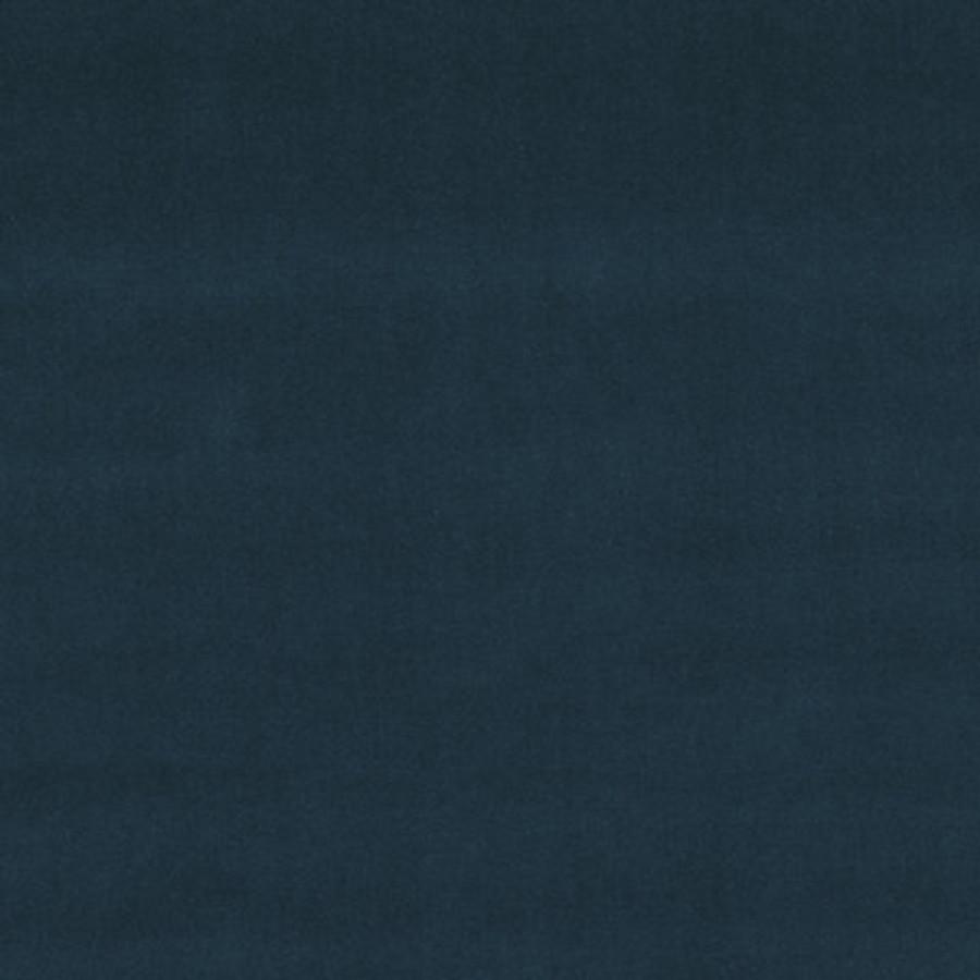 Moleskin Velvet Prussian Blue