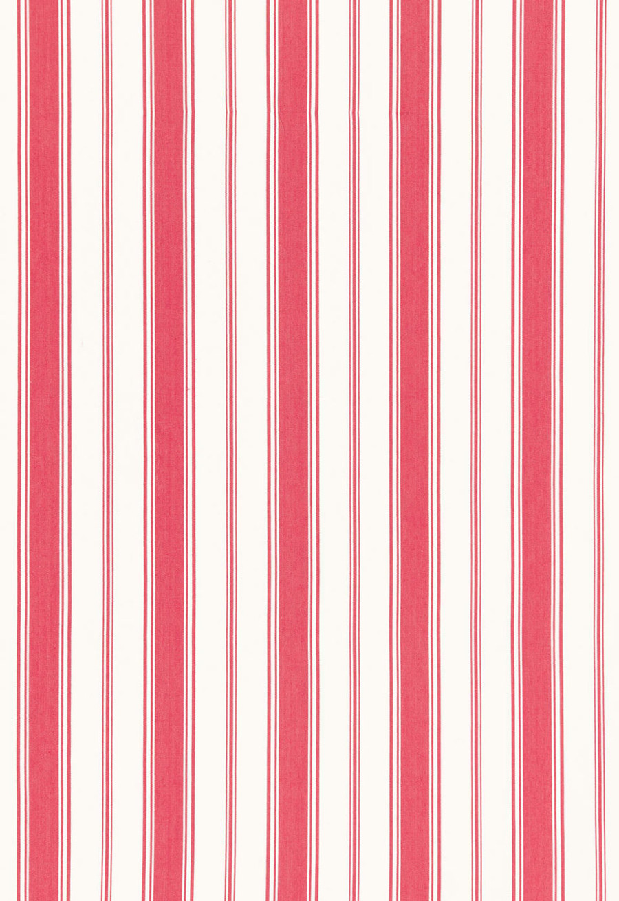 Branca Stripe in Rouge