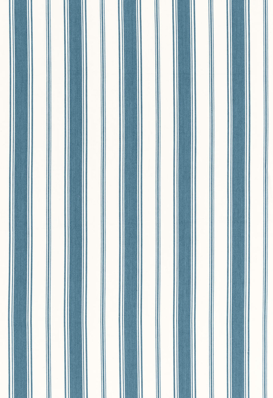 Branca Stripe in Prussian Blue