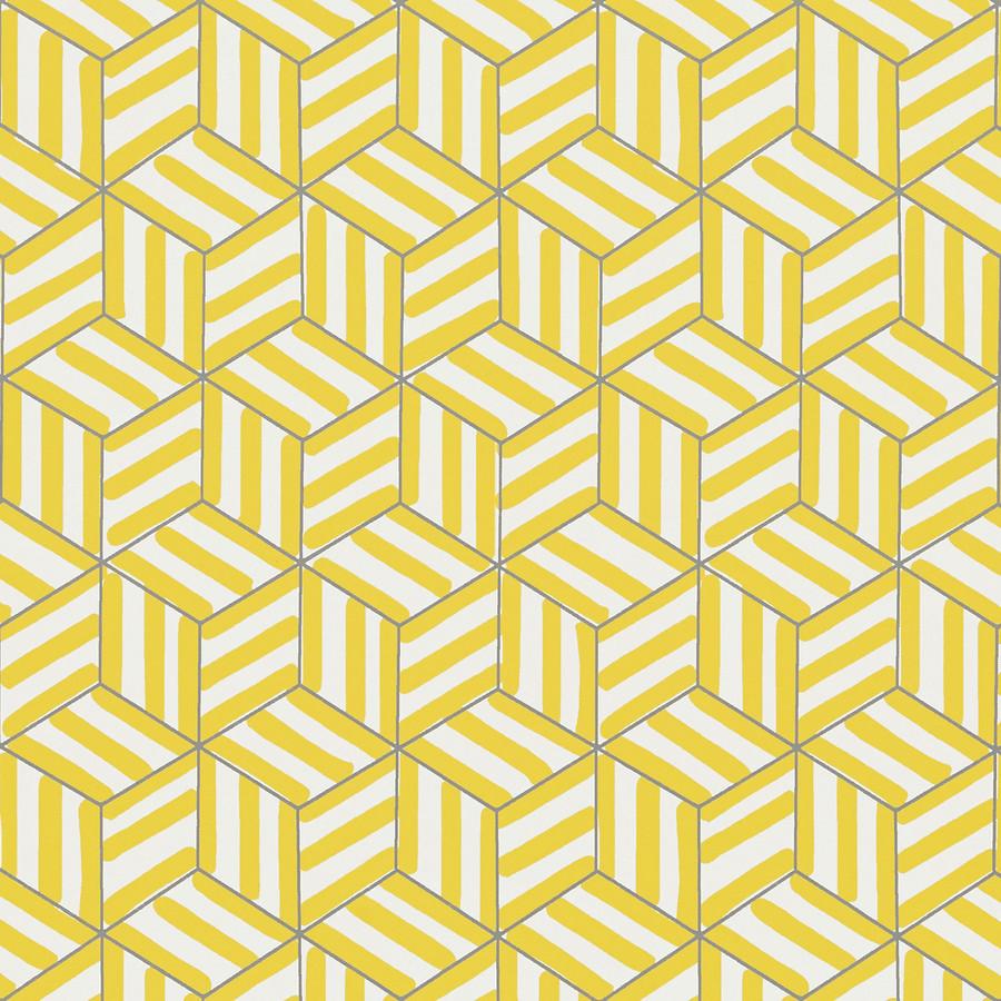 Tumbling Blocks Citron 5007961