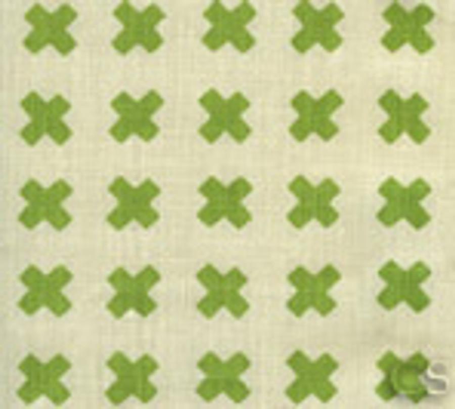 Cross Jungle Green on Tint 4130-02