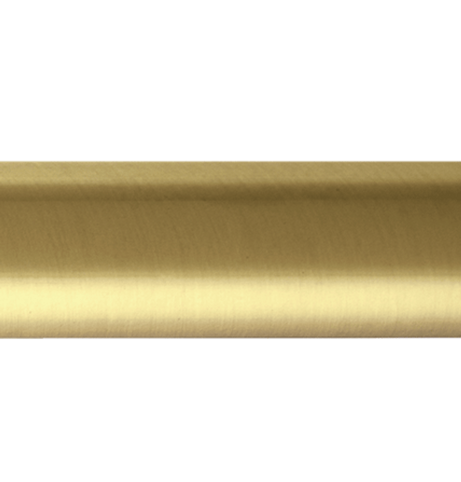 Brushed Brass
