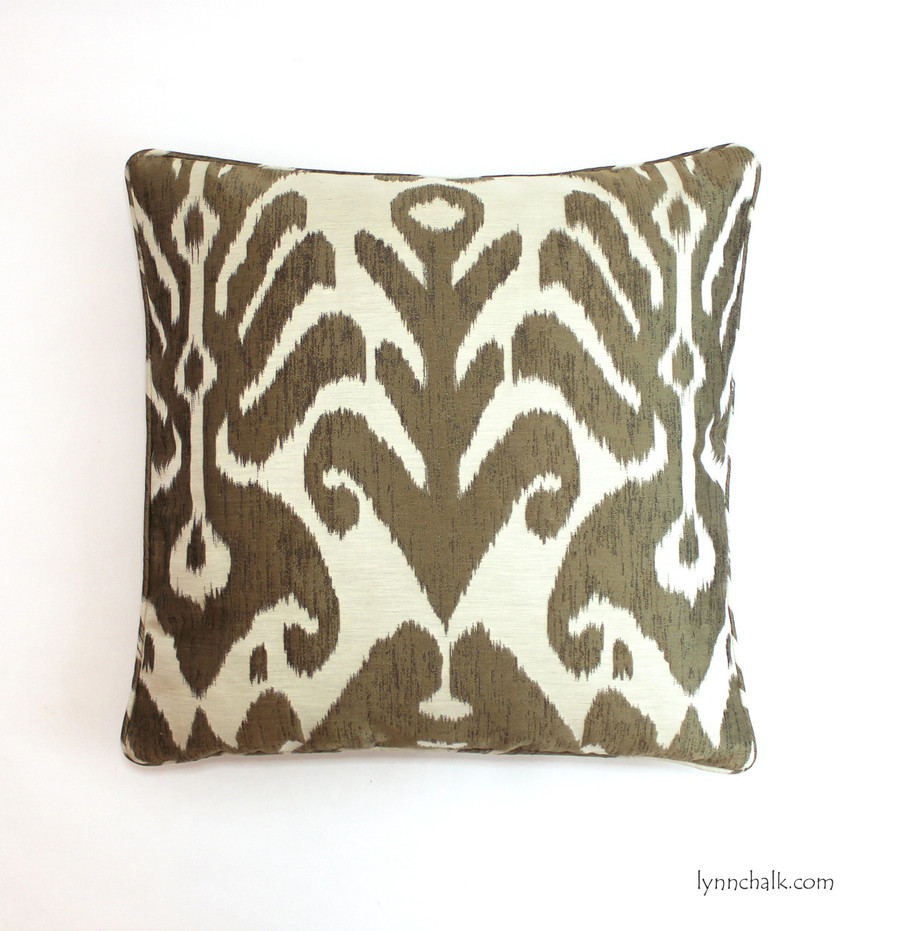 Dedar Ikat 20 X 20 Pillow in 9008/02