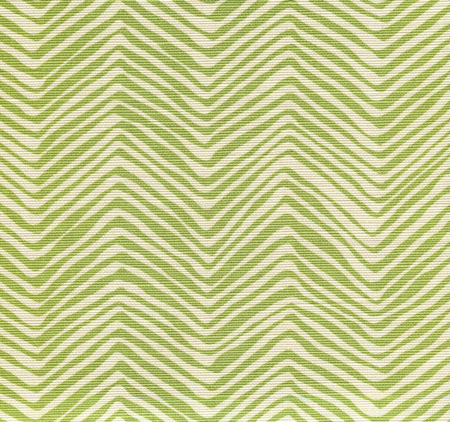 Petite Zig Zag Jungle Green on Tint AC303-32