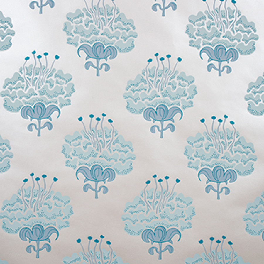 Katie Ridder Peony Wallpaper Powder