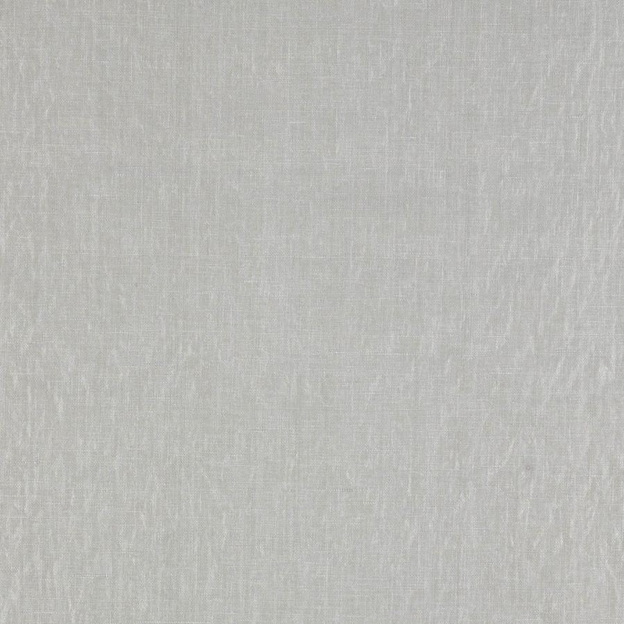 Roman Shade in Larsen Danville in Smoke L8944 05 in Linen/Polyurethane/Acrylic.  Has slight sheen to it.