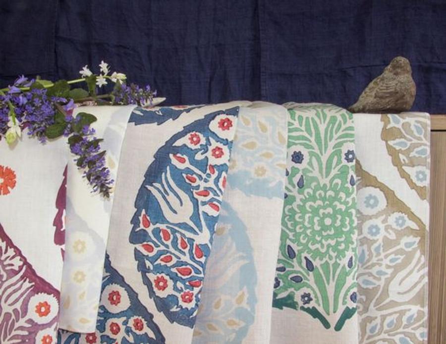 Lotus Fabric Colors
