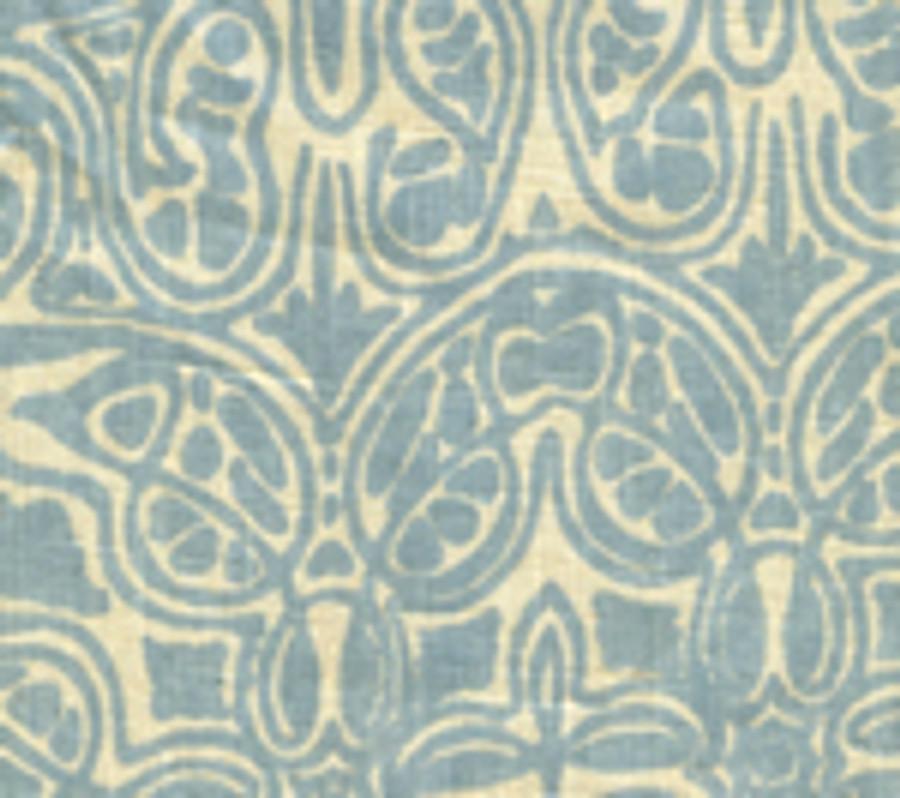 San Michele New Windsor Blue on Beige-302254F