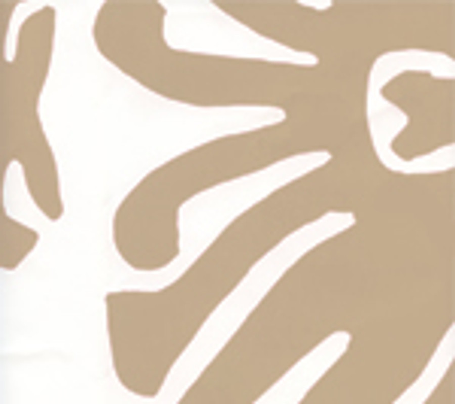 SIGOURNEY Taupe on White 2470-01WP