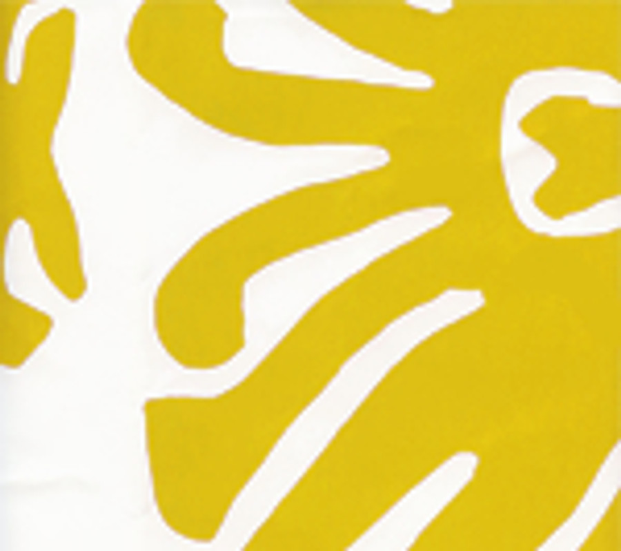 SIGOURNEY Yellow on White 2470-09WP