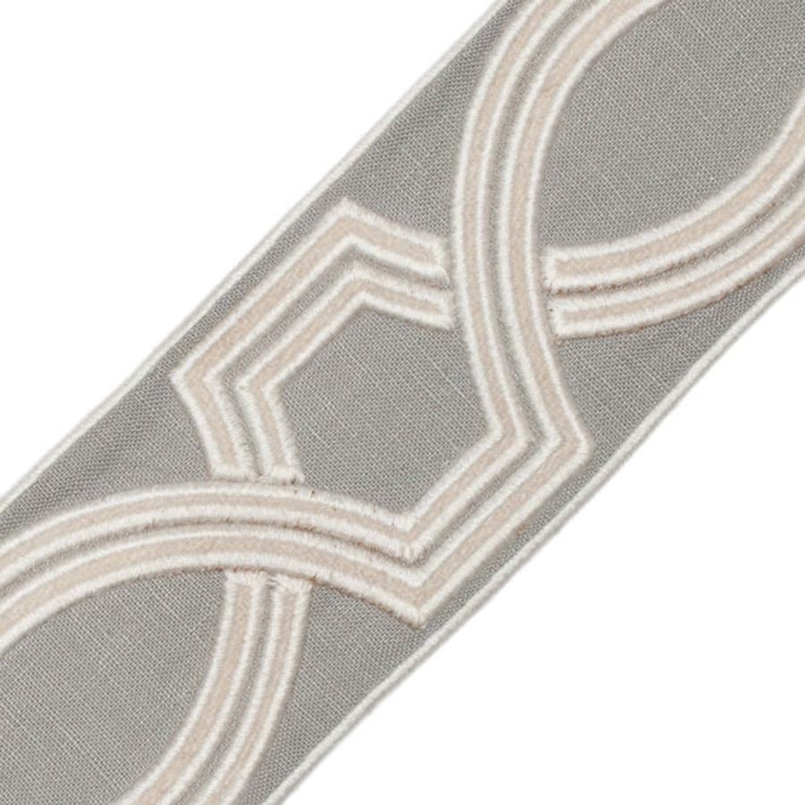 "Samuel & Sons 977 56199 03 Dove 2.75"" Wide Trim"