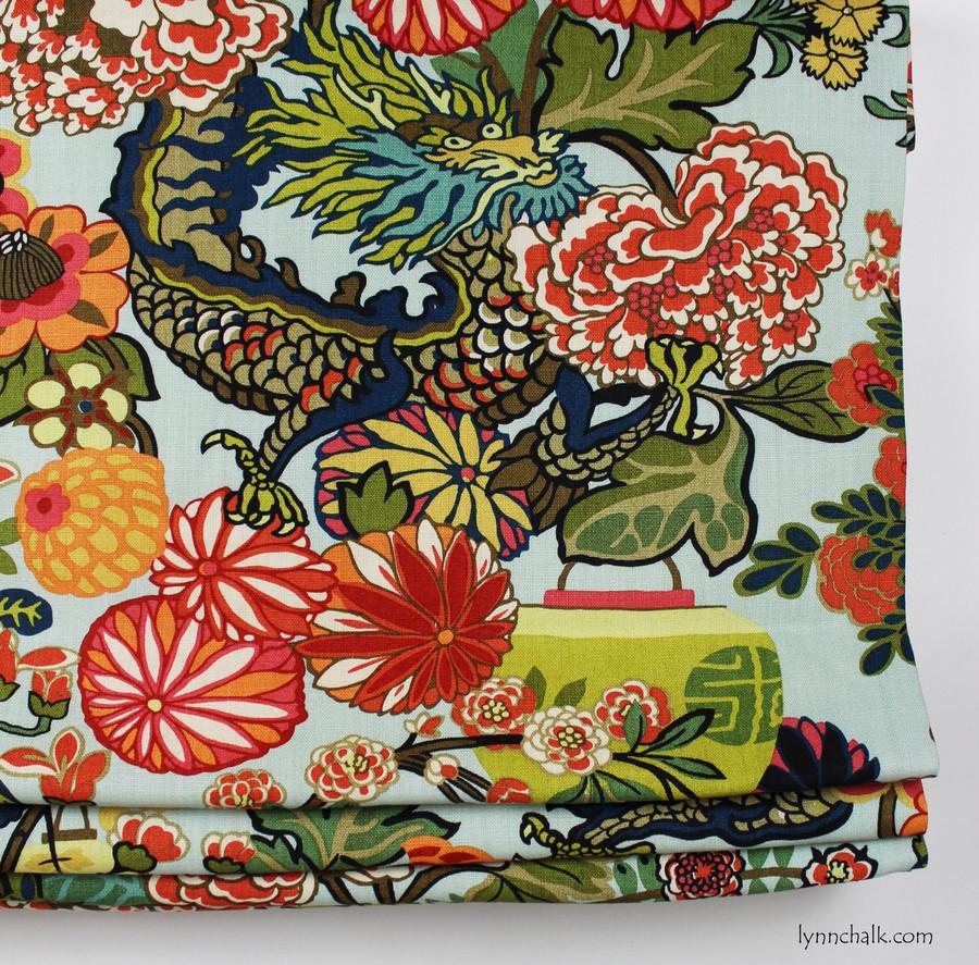 Schumacher Chiang Mai Dragon Mocha 173274