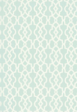 Schumacher Summer Palace Fret Wallpaper Wallcovering