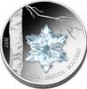 BIRCH LEAF Handcrafted Bohemian Glass - Four Seasons Silver Coins 1000 Fr 201