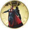 Batman vs. Superman Dawn of Justice $100 14 K Gold Coin 2016 (201763)