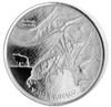 WATER BUFFALO 100 g ( 3.215 oz).999 Silver Coin BU  Congo 2017