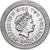 OWL of ATHENS 24K Gold Gilded Silver coin 1 OZ Niue