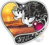SEA OF LOVE Silver Coin 1$ Niue 2017