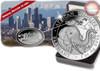 ELEPHANT Exclusive to Denver Fair (ANA) PRIVY- 1 oz Silver Coin 2017 Somalia