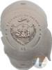 PIRATE SKULL Shape 1 Oz Silver Coin 5$ Palau 2017