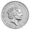 Queen Beast  2 oz Silver 6 Coin Ultra High Relief 2016 UK