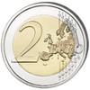 2017  Colored Coin 2 EURO