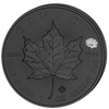 """MAPLE LEAF """"Moon Phases"""" 4 Seasons SILVER COINS SET CANADA 3"""
