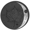 """MAPLE LEAF """"Moon Phases"""" 4 Seasons SILVER COINS SET CANADA 2"""