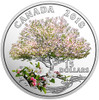 APPLE BLOSSOMS – CELEBRATION OF SPRING - 2018 $15 3/4 OZ Coin 2018