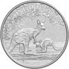Kangaroo Seasons Change 1 oz Silver Coin in blister 2017 Australia