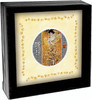 THE LADY IN GOLD Gustav Klimt Golden Five Silver Coin 1$ Niue 2018